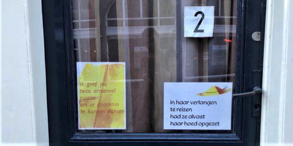 Poëzie, dichtregels, anoniem, Utrecht