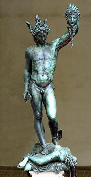 Benvenuto Cellini, Perseus