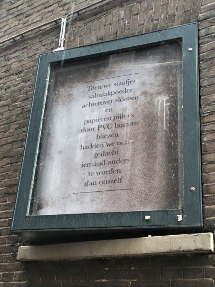 Poëzie, gedicht, Jesse Laport, Arnhem