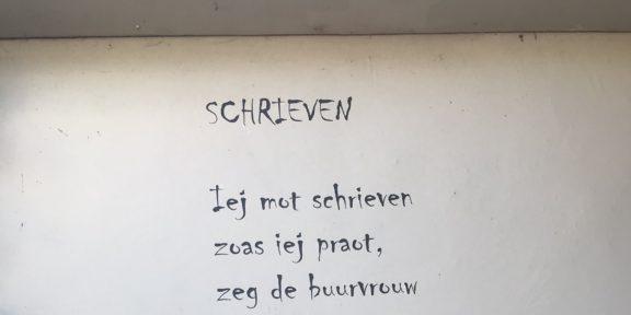 Poëzie, gedicht, Jan Nales, Groenlo