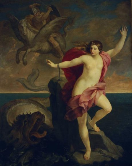Guido Reni, Perseus en Andromeda
