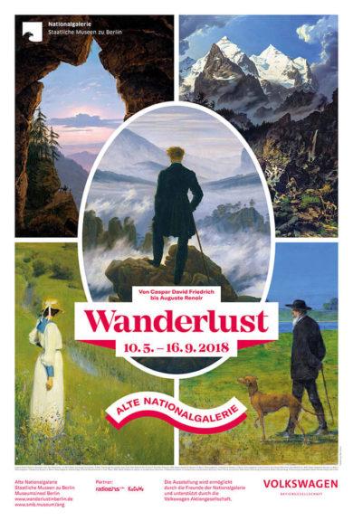 Wanderlust, Caspar David Friedrich, Wanderer uber dem Nebelmeer, Moritz von Schwind