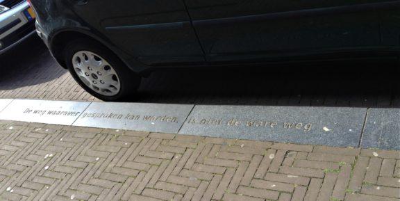 Poëzie, dichterlijke wijsheid, Laozi, Den Haag