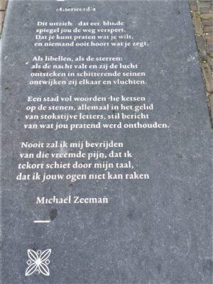 Poëzie, gedicht, Michaël Zeeman, Leeuwarden