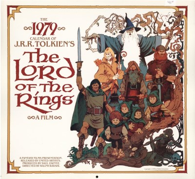 Ralph Bakshi, Lord of the Rings, Gandal