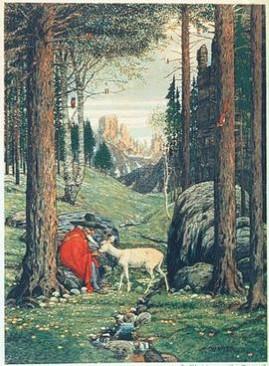 Josef Madlener, Der Berggeist