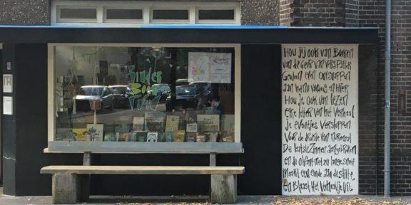 Poëzie, gedicht, Dicht erbij, Breda