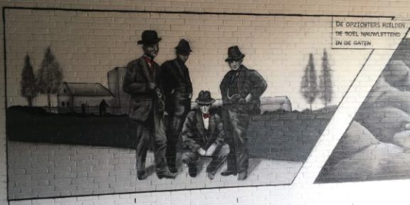 Street art, Combolution, Sint Anna, Nijmegen