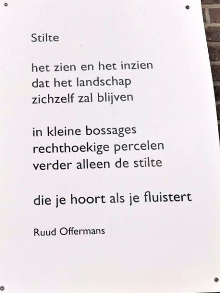 Poëzie, gedicht, Ruud Offermans, Ransdaal