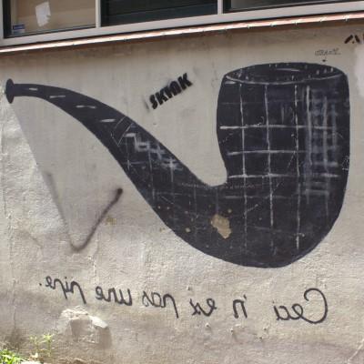Ceci nést pas une pipe, René Magritte, Gorinchem