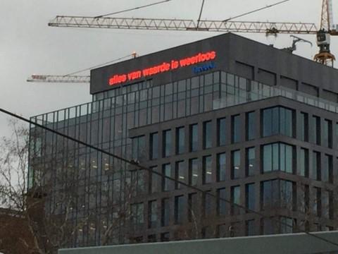 Poëzie, dichtregel, Lucebert, Rotterdam