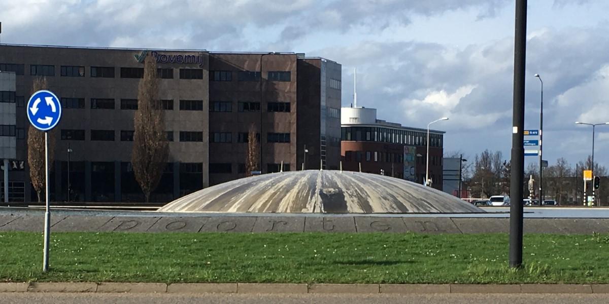 Poëzie, dichtregel, H.H. ter Balkt, Nijmegen