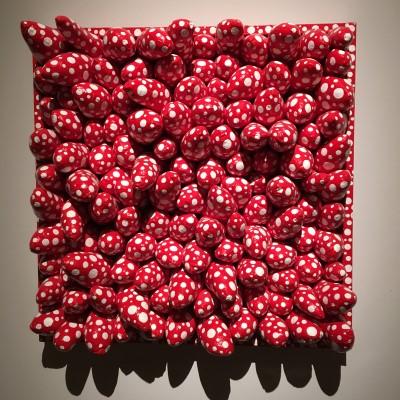 Dots, Yayoi Kusama