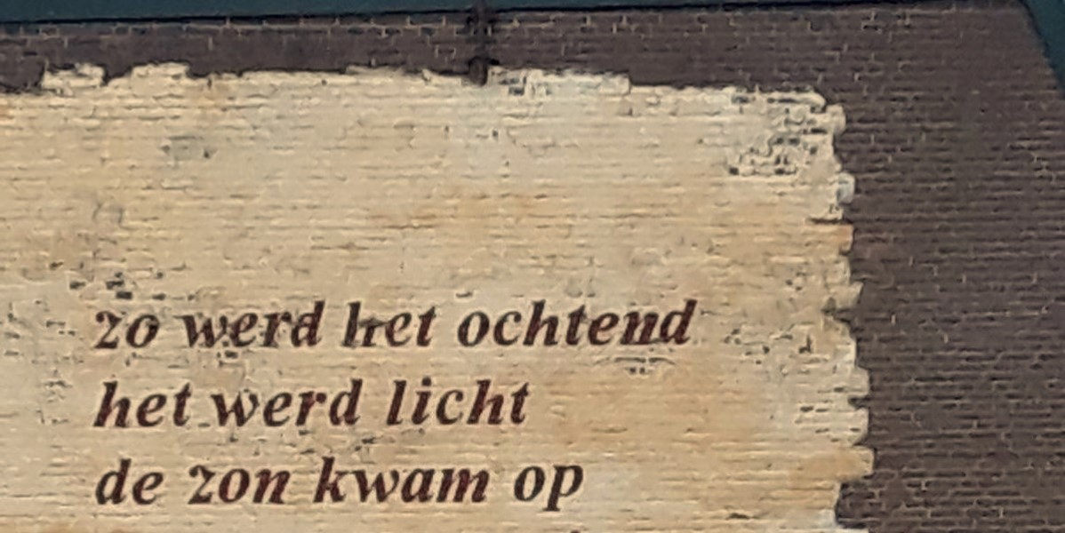 Poëzie, gedicht, Utrecht, Zijschrift