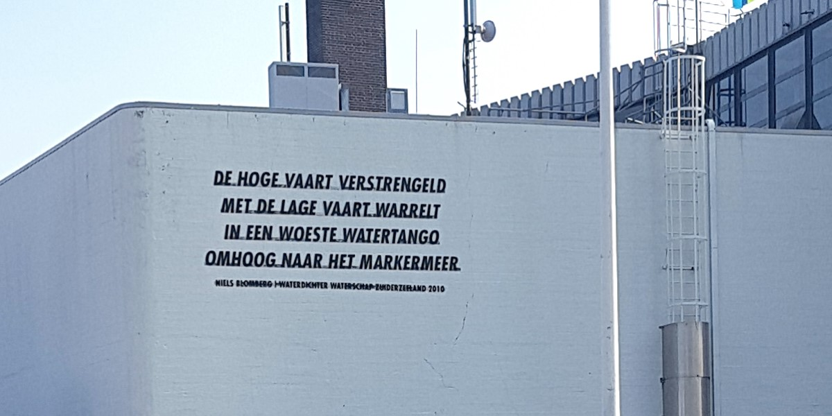 Poëzie, gedicht, Niels Blomberg, Almere