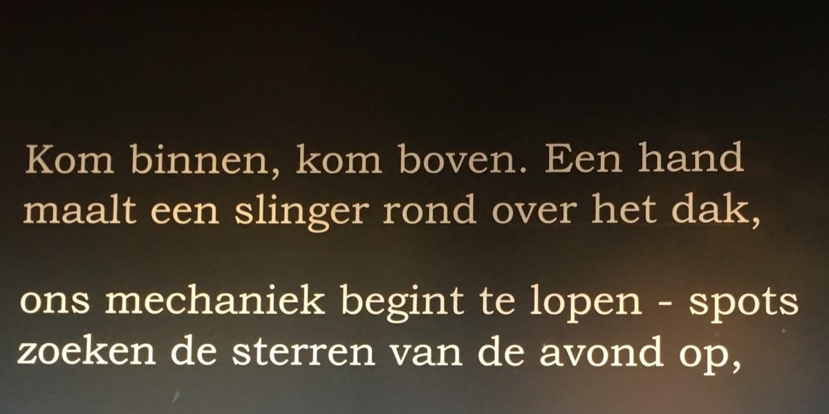 Poëzie, gedicht, Ingmar Heytze, Utrecht