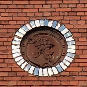 Medaillon, Nijmegen