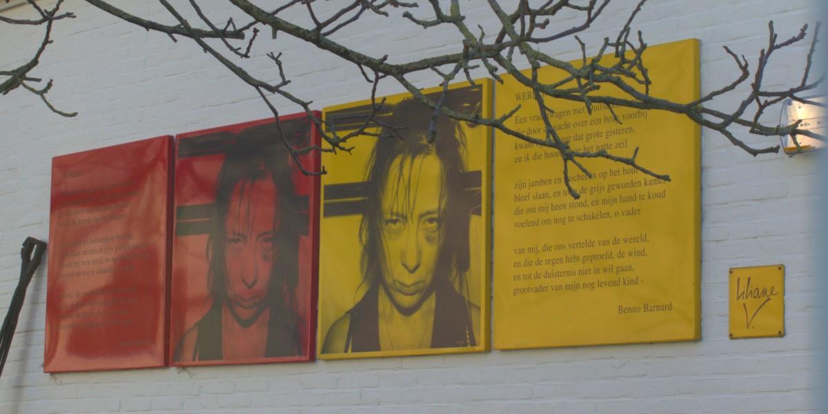 Poëzie, gedicht, Benno Barnard, Gent