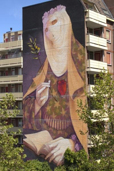 Street art, Heerlen, INTI