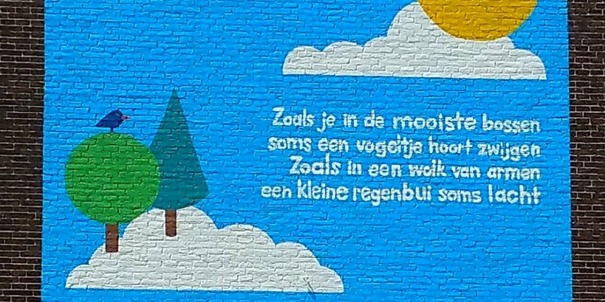 Poëzie, gedicht, Alexis de Roode, Utrecht