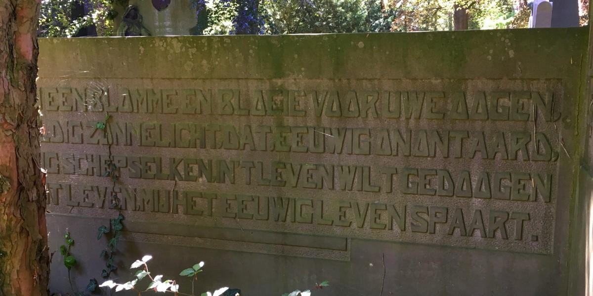 Poëzie, gedicht, Nijmegen, Guido Gezelle