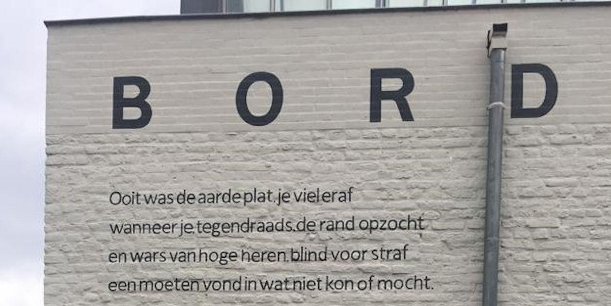 Poëzie, gedicht, Wiel Kusters, Maastricht