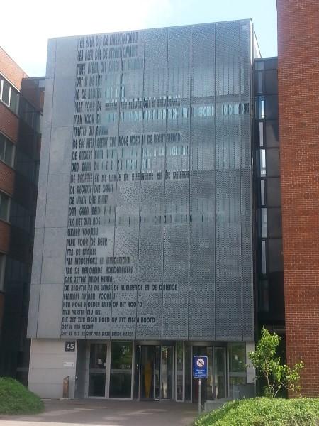 Poëzie, gedicht, Paul van Osatijen, Leuven