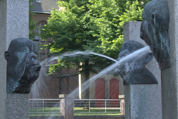 Narrenbrunnen, Kleve, Anette Mürdter