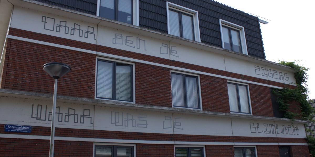Poëzie, gedicht, Tsead Bruinja, Leiden