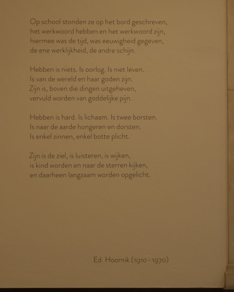 Poëzie, gedichten, Lakenhal, Leiden