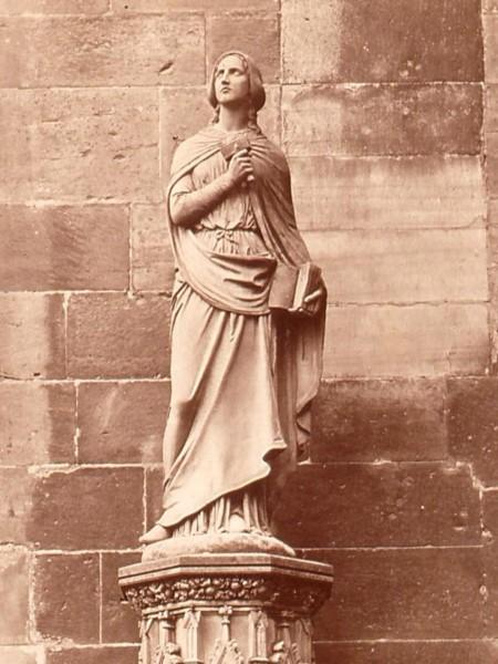 Philipp Graß, Sabina von Steinbach