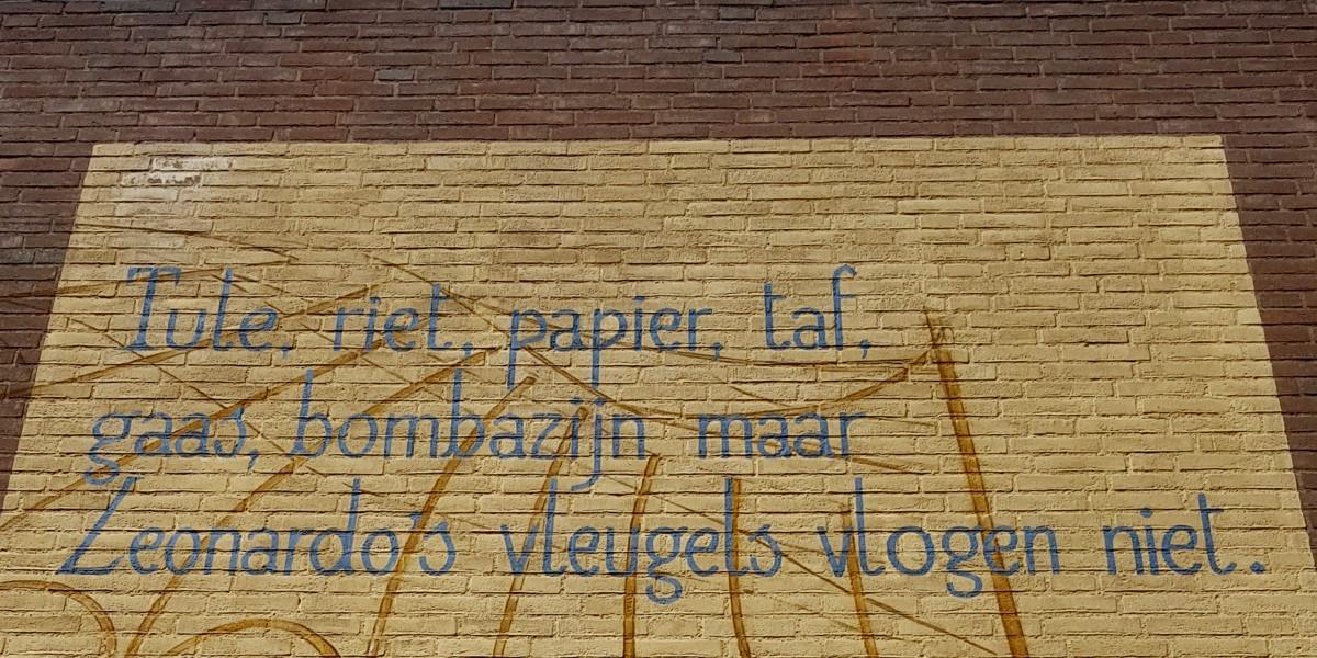 Poëzie, gedicht, Bernlef, Leiden