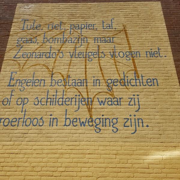 Poëzie, gedicht, Leiden, Bernlef