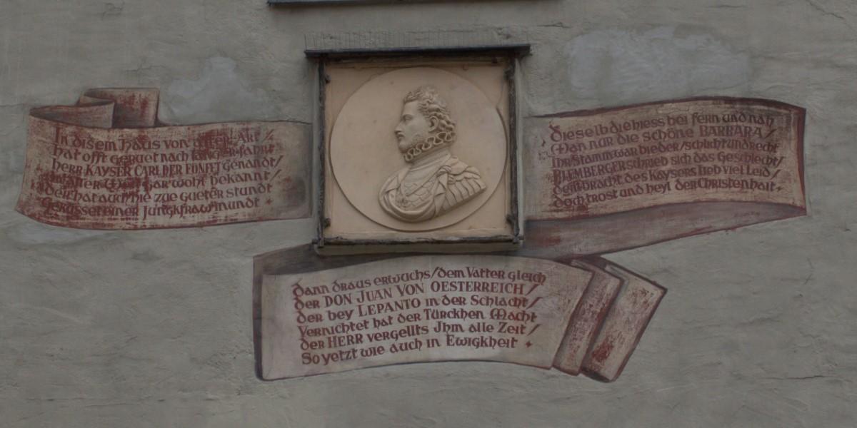 Poëzie, gedicht, Regensburg, anoniem