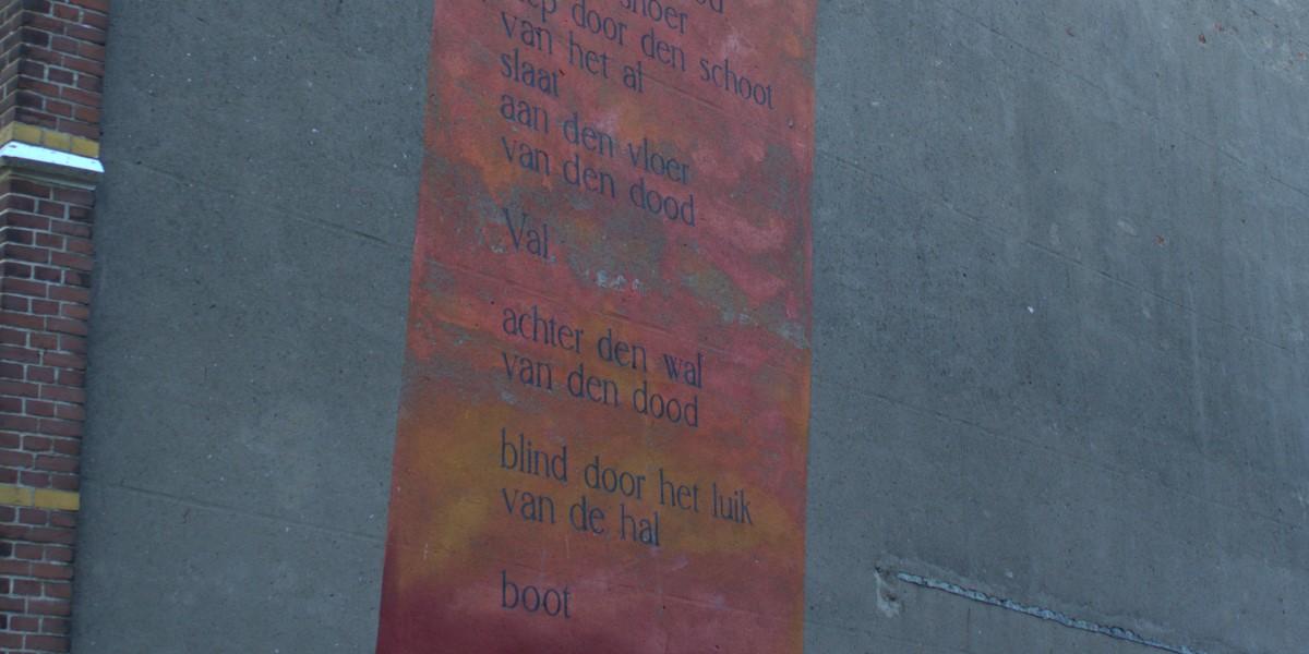 Poëzie, gedicht, Hendrik Marsman, Leiden