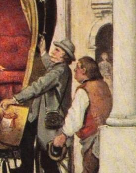 Moritz von Schwind, Franz Lachner