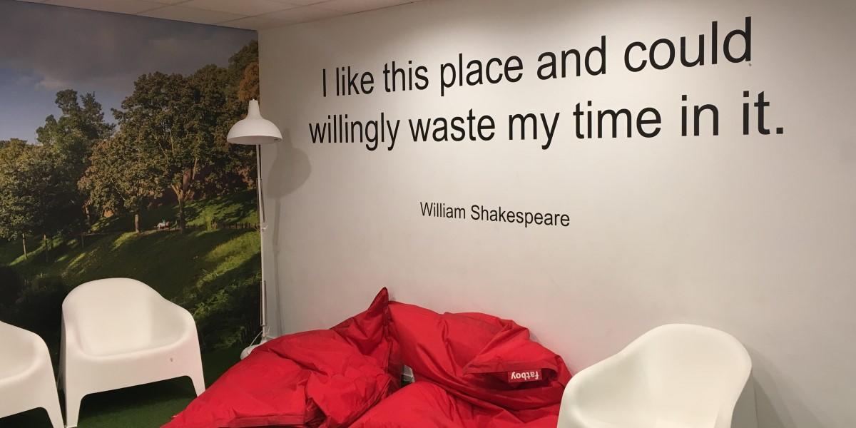 Poëzie, William Shakespeare, Nijmegen