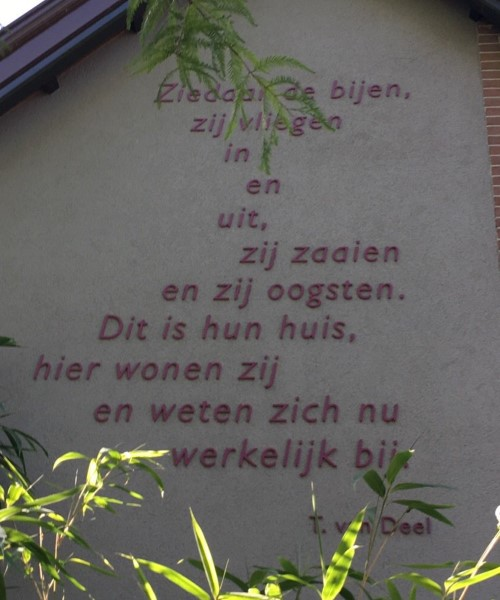 Poëzie, gedicht, Tom van Deel, Amsterdam