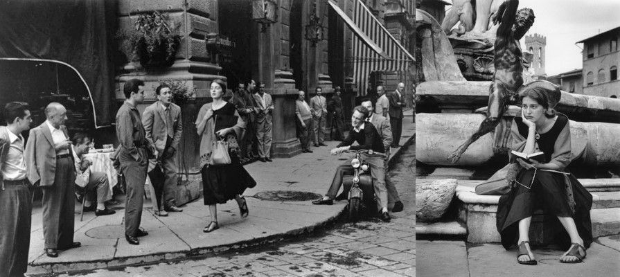 Ruth Orkin, Don't Be Afraid to Travel Alone