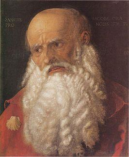 Jacobus Maior, Albrecht Dürer
