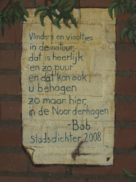 Poëzie, gedicht, Bob Boswinkel, Enschede, stadsdichter