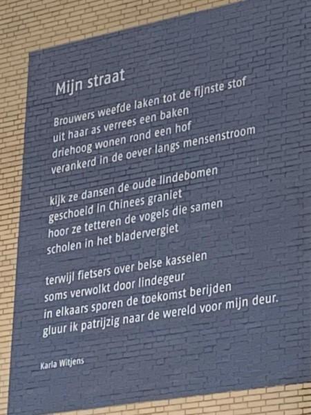 Poëzie, gedicht, Karla Witjens, Tilburg