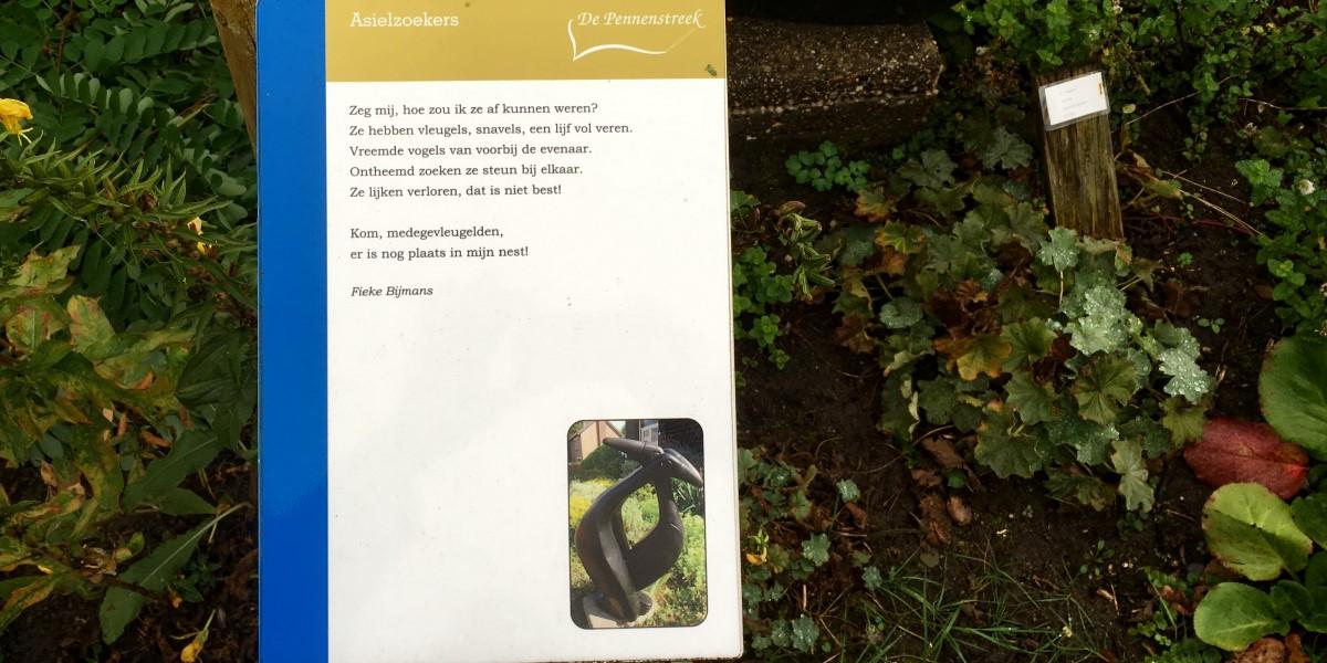 Poëzie, gedicht, Fieke Bijmans, Nederasselt