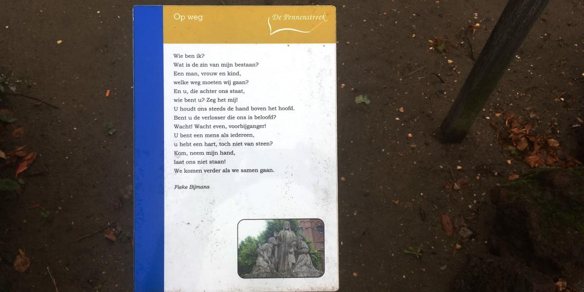 Poëzie, gedicht, Fieke Bijmans, Overasselt