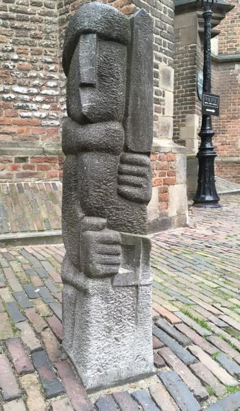 Ben van Pinxteren, Nijmegen, afsluitpaal
