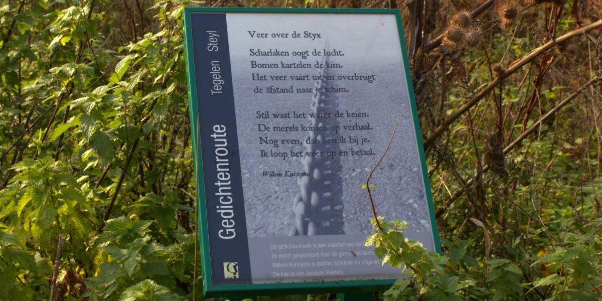 Poëzie, gedicht, Willem Kurstjens, Steyl