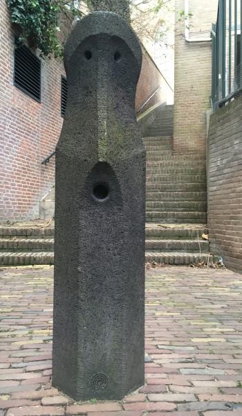 Klaus van de Locht, Nijmegen, afsluitpaal