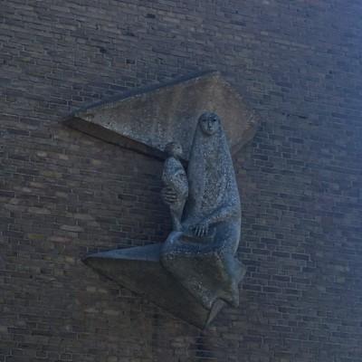 Bart Welten, Sedes sapientiae, Nijmegen