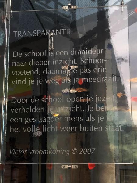Poëzie, gedicht, Victor Vroomkoning, Nijmegen, stadsdichter