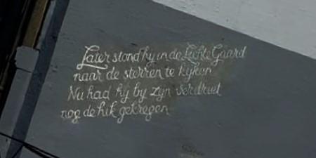 Poëzie, C.C.S. Crone, Utrecht